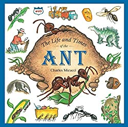 picture books about ants
