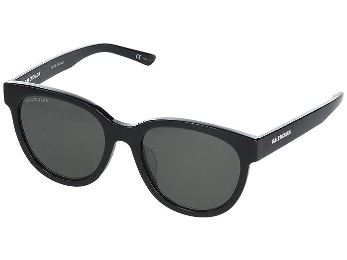 Balenciaga  BB0077SK (Black) Fashion Sunglasses