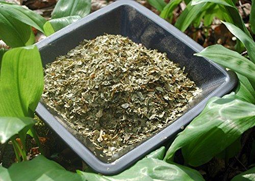 Naturix24 – Bärlauch, Bärlauchblätter geschnitten – 250 g Beutel
