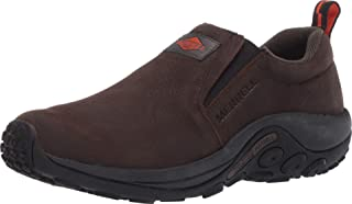 Merrell Work Jungle Moc Leather Slip Resistant