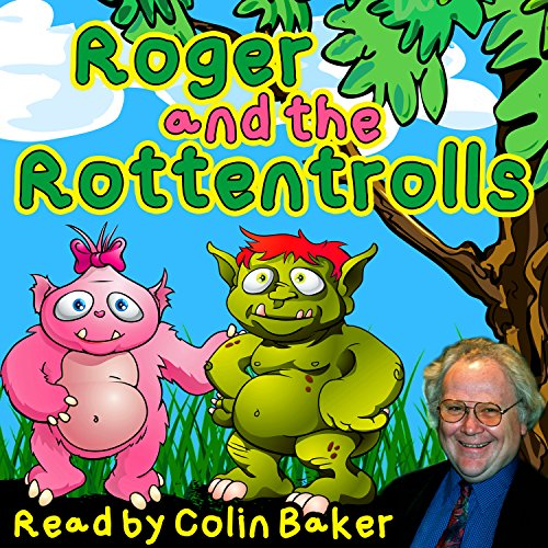 Roger and the Rottentrolls cover art