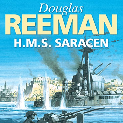 H.M.S. Saracen audiobook cover art
