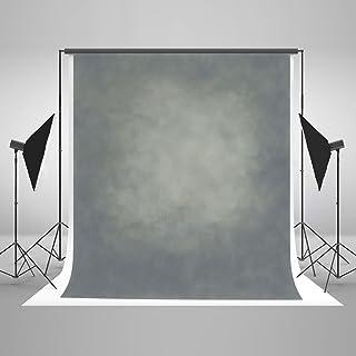 KateHome PHOTOSTUDIOS 15x22m telón de Fondo Gris Fondos fotográficos Abstract Fondo de fotografía Retrato Fondos de fotografía de Fondo para Estudio