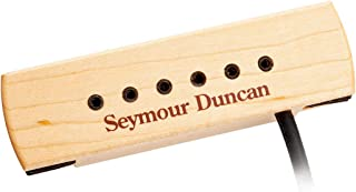 Seymour Duncan SA-3XL - Pastilla para caja de resonancia para guitarra acústica, color marrón y rosa