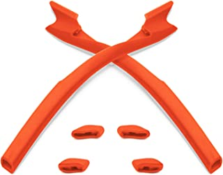 Tintart Rubber Kits Earsocks and Nosepieces Compatible with Oakley Half Jacket 2.0/2.0 XL