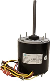 GM3734 5.67-Inch Direct Replacement Motor, 1/3 HP, 208-230 Volts, 1075 RPM, 3.9 Amps, 60Hz, Condenser Fan Motor with Single Phase, Enclosure Construction, Extended Thru Bolts, Ball Bearings