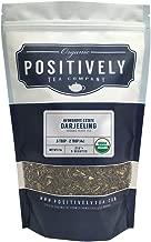 Positively Tea Company, Organic Avongrove Estate Darjeeling, Black Tea, Loose Leaf, USDA Organic, 1 Pound Bag