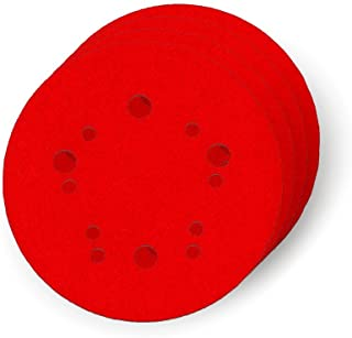 Sungold Abrasives 74709 5-Inch x 8 Hole 150 Grit Eclipse Film Hook and Loop Sanding Discs Pack of 20