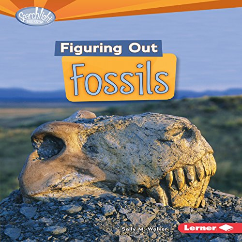 Figuring Out Fossils audiobook cover art