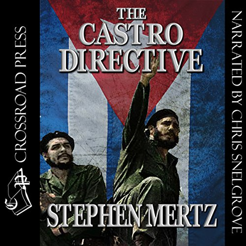 The Castro Directive audiobook cover art