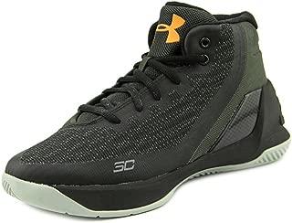 Boys' Grade School UA Curry 3 Basketball Shoes