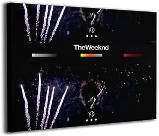 the weeknd xo art