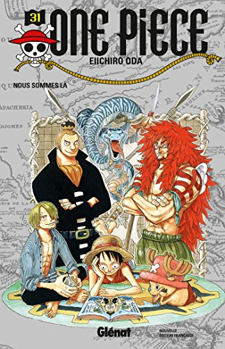 One Piece - Édition originale - Tome 31 : Nous sommes là