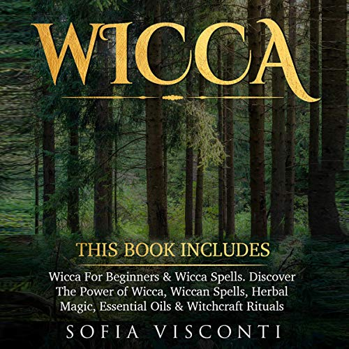 Wicca Audiobook By Sofia Visconti cover art