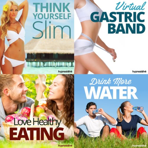 The Ultimate Weight Loss Hypnosis Bundle audiobook cover art