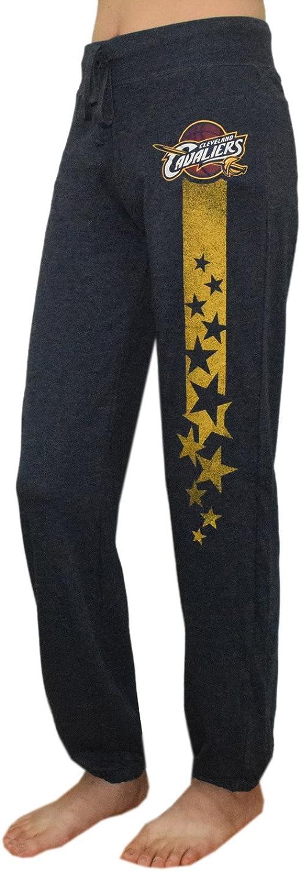 Licensed Apparel CLE Cavaliers Womens Lounge Pants Yoga Pants