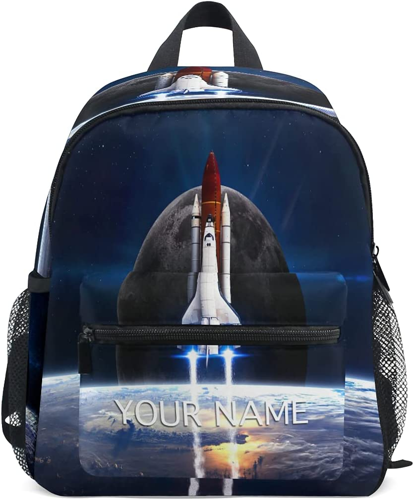 Rocket Customized New Kansas City Mall Shipping Free Backpack with Name Childr Toddler for