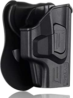 CYTAC Springfield XDS Holsters, OWB Holster for Springfield Armory XD-S 3.3