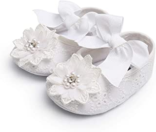 New!! Toddler Baby Girls First Walkers Princess Shoes+1PC Hairband MS-SM Infant Kids Sequins Bowknot Fashion Solid Slip-On...