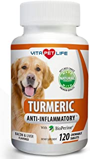 is turmeric good for dogs