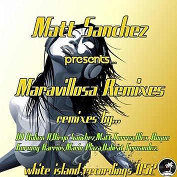 Maravillosa Remixes