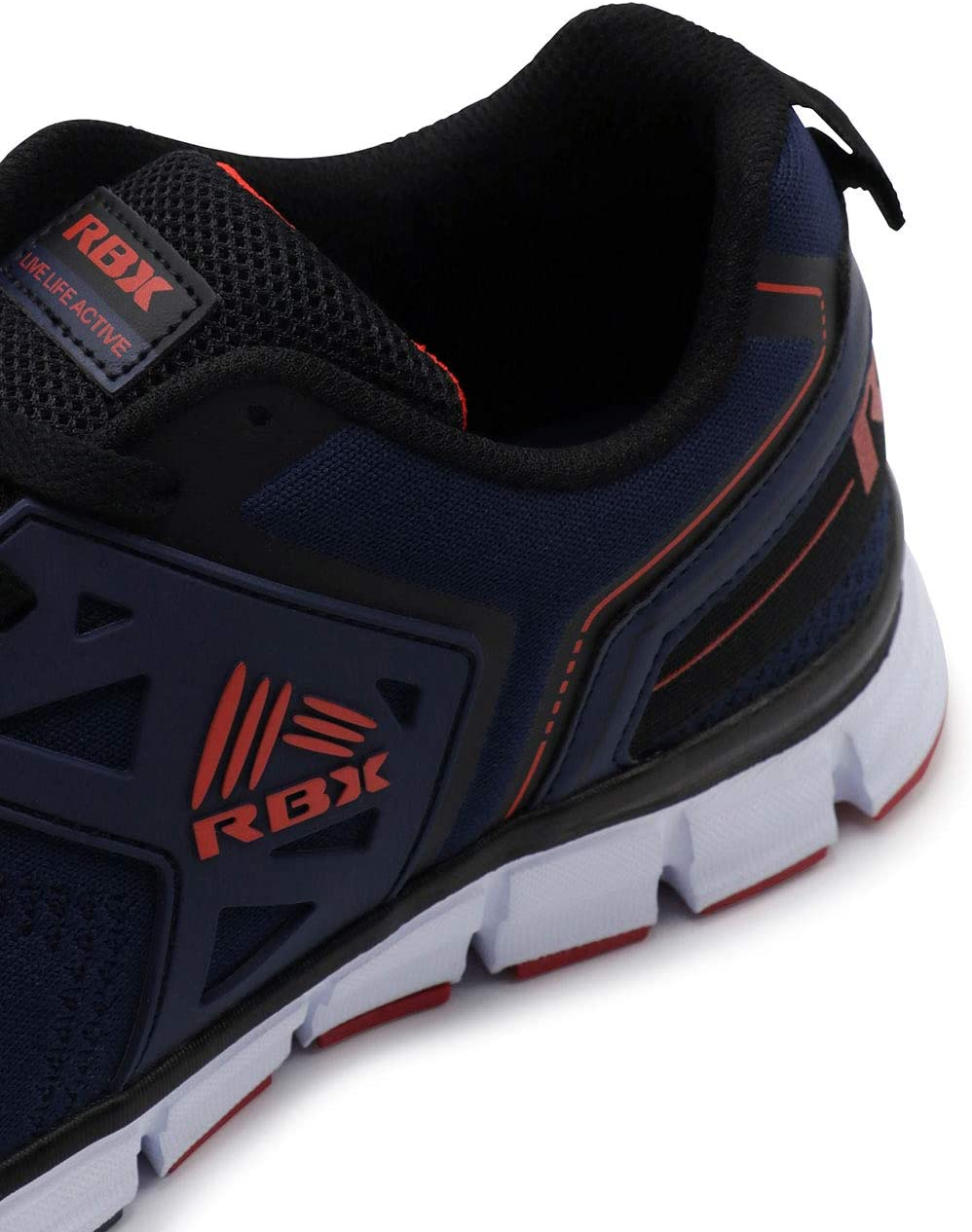 RBX Active Mens Athletic Performance Training Running Sneaker