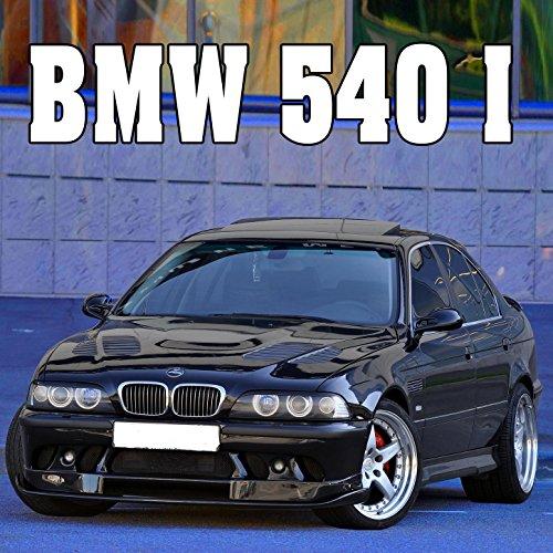 B M W 540 I Sound Effects