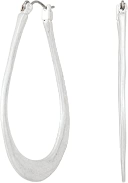 The Sak Large Oval Hoop Earrings
