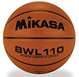 Mikasa Men's Medium Channel Synthetic Leather Basketball from (Set of 2)