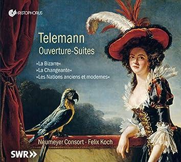 Telemann: Ouverture-suites