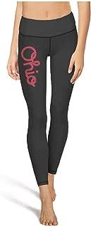 Women's North Carolina Home Yoga Pants High Waist Yoga Leggings with Pockets