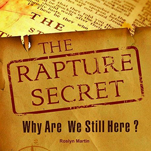 The Rapture Secret audiobook cover art