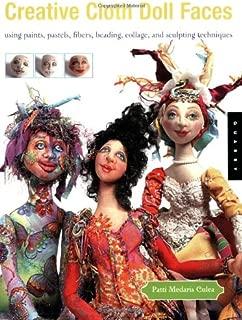 cloth doll sculpting faces