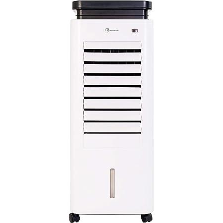 HAVERLAND CASAP | Climatizador Evaporativo Portátil Calor/Frío | 60w / 1500w | Bajo Consumo | hasta 25 m² | 5.5L | 3 Velocidad | Silencioso | Función ...