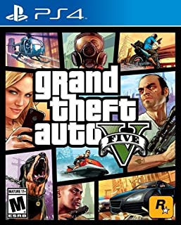 Grand Theft Auto V - PlayStation 4