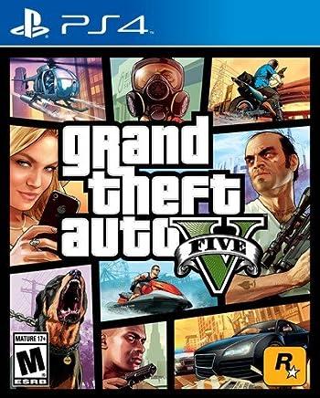 Grand Theft Auto V - PlayStation 4 Standard Edition