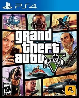 Grand Theft Auto V Playstation 4 (B00KVSQ848)   Amazon price tracker / tracking, Amazon price history charts, Amazon price watches, Amazon price drop alerts