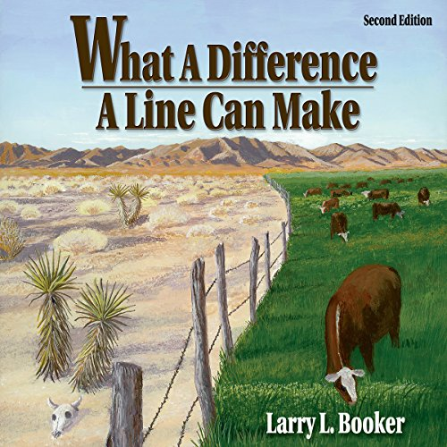 What a Difference a Line Can Make audiobook cover art