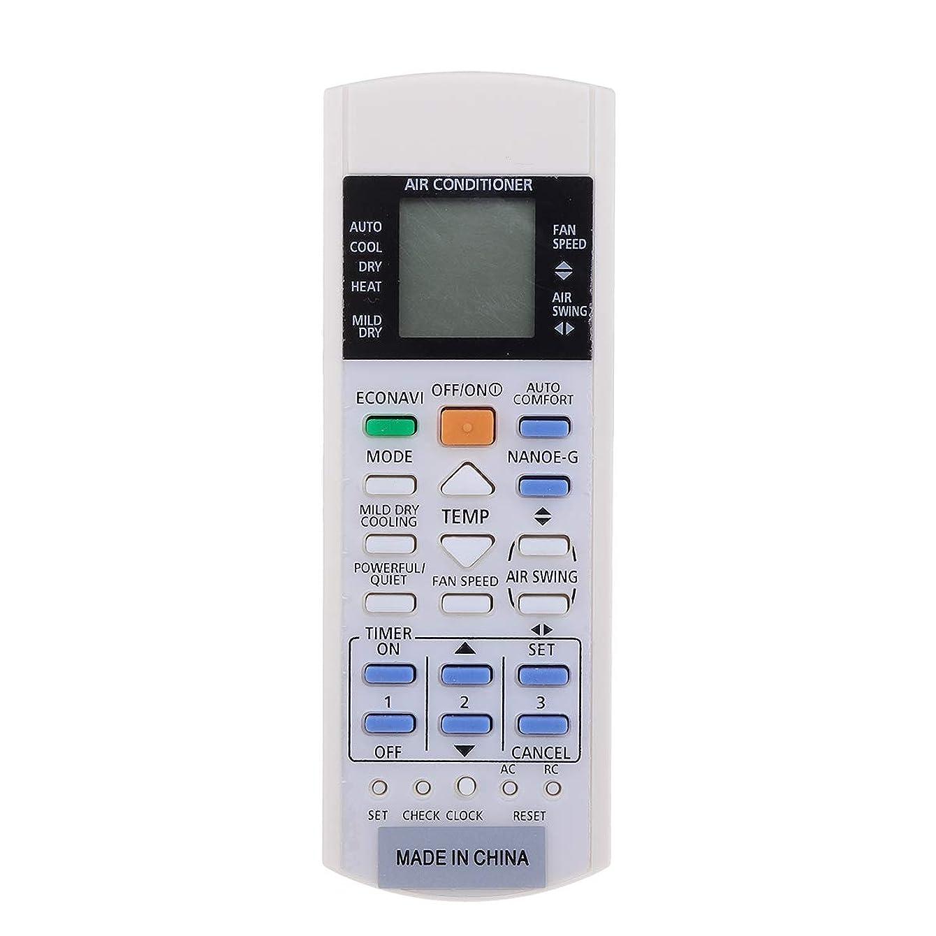 Remote Control Switch for PANASONIC Air Conditioner ECONAVI Inverter NANOE-G A75C3300/3208