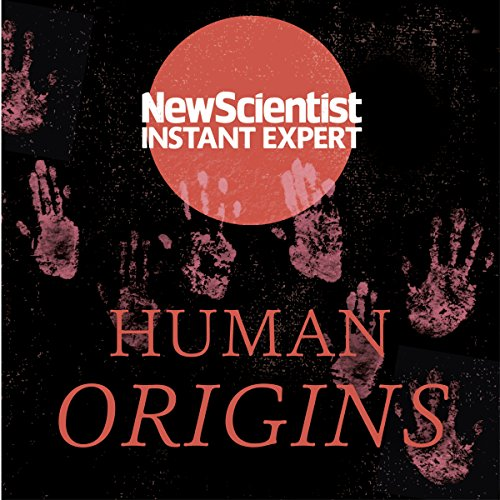Human Origins audiobook cover art