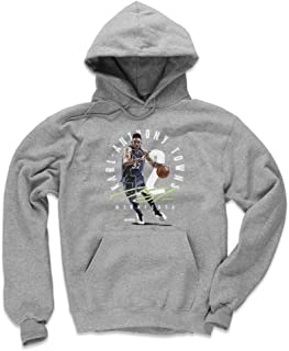 500 LEVEL Karl-Anthony Towns Minnesota Basketball Hoodie - Karl-Anthony Towns Number