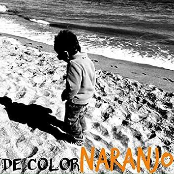 De Color Naranjo