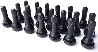 VORCOOL - 20 válvulas de neumático de coche de repuesto de