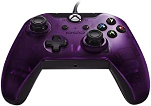 PDP Gaming Wired Controller: Royal Purple - Xbox One