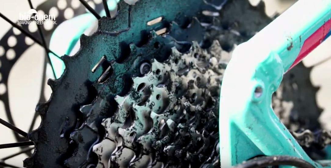 Bio-Chem - Grasa para cadenas de bicicleta (500 ml): Amazon.es ...