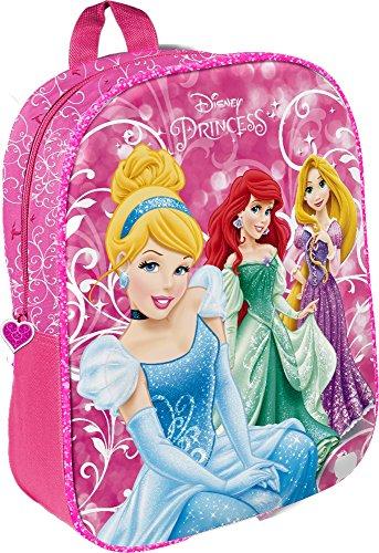 Star Licensing Disney Princess Zainetto per Bambini, 32 cm, Multicolore