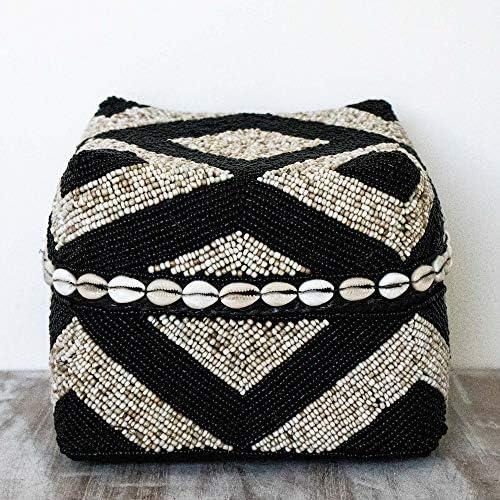 Boites /à Offrandes Balinaises Manik Boho et Boh/ème Chic Accessoire pour Style de Maison Boh/émienne et Ethnique S Produit de D/écoration Int/érieur Balinais Fait Main /à Bali