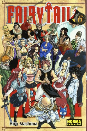 FAIRY TAIL 06 (CÓMIC MANGA)