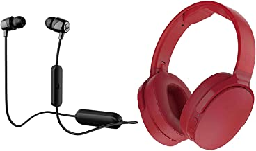 Best skullcandy red earphones Reviews