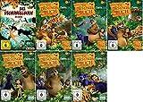 Das Dschungelbuch Staffel 1-3.3 (1+2.1+2.2+2.3+3.1+3.2+3.3) Folgen 1-156 [DVD Set]
